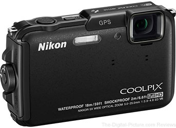 Nikon COOLPIX AW110 Firmware 1.1 Released