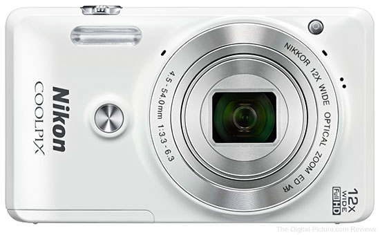 Nikon COOLPIX S6900 Digital Camera