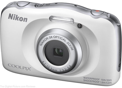Nikon Introduces the Waterproof and Shockproof COOLPIX W150