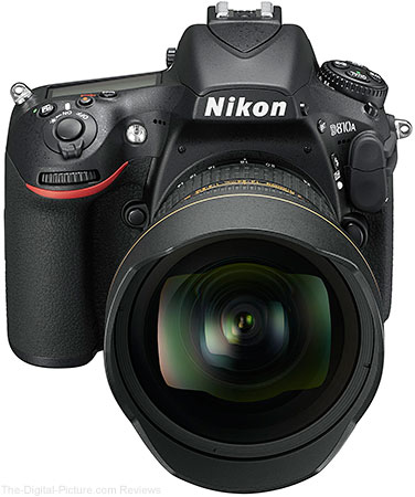 Nikon D810A DSLR In Stock at Adorama