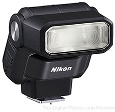 Just Announced: Nikon Speedlight SB-300 Flash