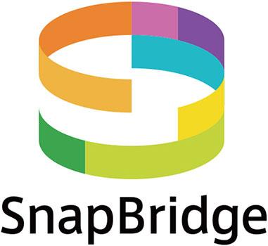Nikon SnapBridge Logo