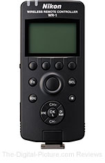 Nikon WR-1 Wireless Remote Controller User's Manual Published