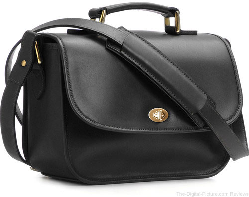 ONA Palma Camera Satchel (Black)
