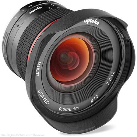 Opteka 12mm f/2.8 Lens
