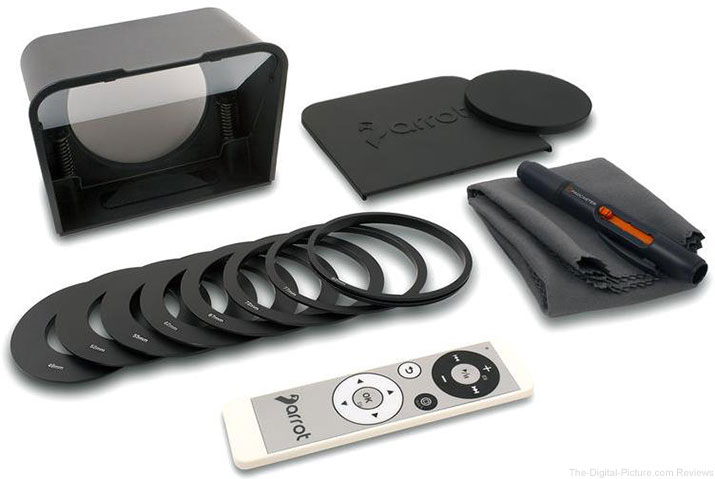 Padcaster Parrot Portable Smartphone Teleprompter V2 Kit