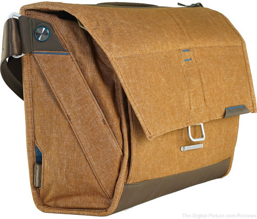 "Peak Design Everyday Messenger 15"" Version 1 (Heritage Tan)"