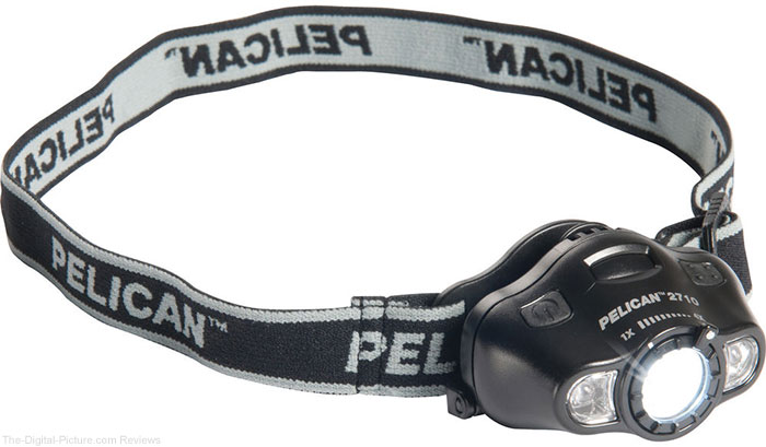 Pelican HeadsUp 2710 LED Flashlight