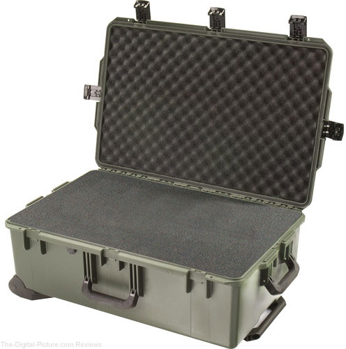 Pelican iM2950 Storm Trak Case with Foam (Olive Drab)