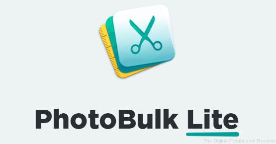 PhotoBulk Lite Banner