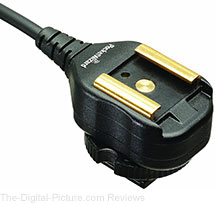 PocketWizard Announces Hot Shoe to Miniphone Cable