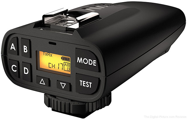 PocketWizard Plus IV Transceiver