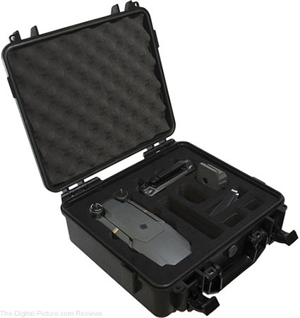 Polar Pro Hard Case for DJI Mavic Pro Available at B&H