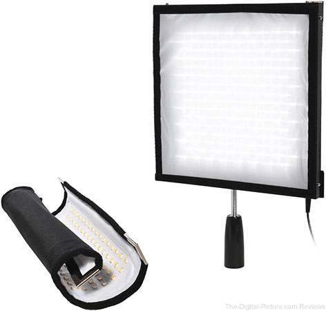 Polaroid Flexible LED Lighting Panel