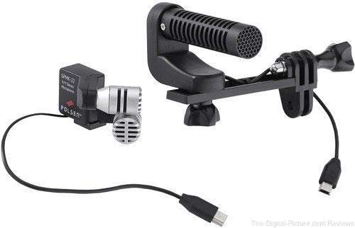 Polsen GPMK-22 GoPro Production Microphone Kit - $39.95 Shipped (Reg. $99.95)