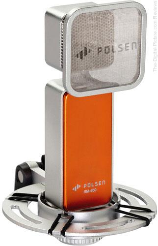Polsen RM-650 Large Diaphragm Condenser Microphone - $69.99 Shipped (Reg. $99.99)