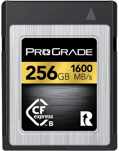 ProGrade Digital 256GB CFexpress Memory Card