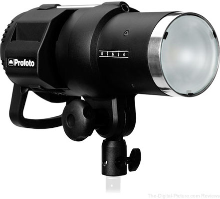 Profoto B1 Now Peforms TLL Metering with the Canon EOS-1D X