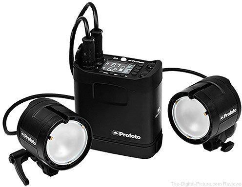 Profoto B2 250 Air TTL Location Kit