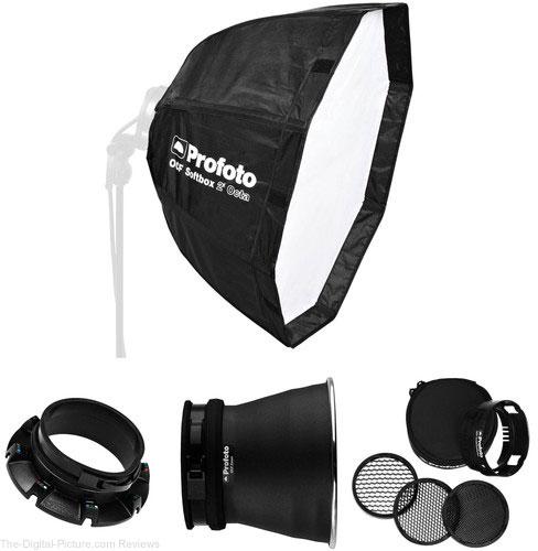 Profoto OCF/RFi Accessory Package #1 for B10 or B10 Plus Single Head Kit