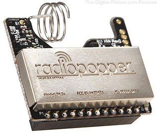 """RadioPopper Introduces Sekonic Module and Offers """"Refit Your Studio"""" Mail-In Rebate"""