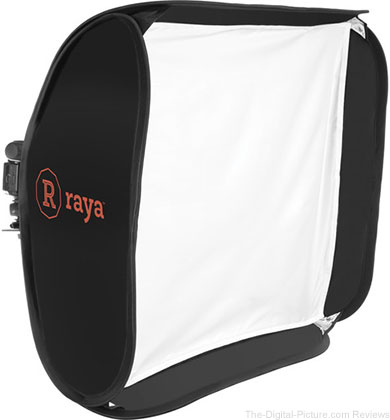"Raya EFS-24 Easy Fold Softbox Set (24 x 24"")"