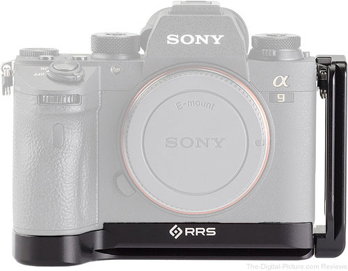 Really Right Stuff L-Plate Set for Sony Alpha a9 and a7R III
