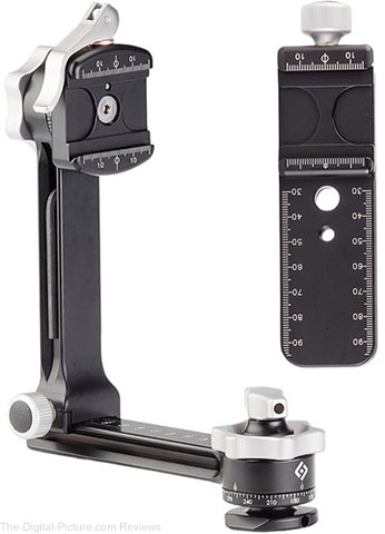 Really Right Stuff PG-01 Pano Gimbal, BH-55 Heads
