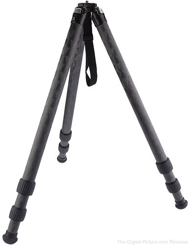 Really Right Stuff TFC-33 Versa Mk2 Carbon Fiber Tripod
