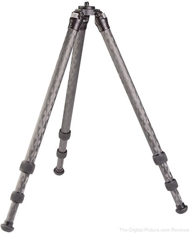 Really Right Stuff TVC-23 Series 2 Carbon Fiber Tripod