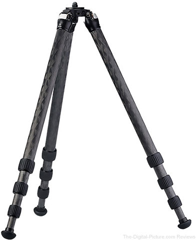 Really Right Stuff TVC-24 Mk2 Series 2 Carbon Fiber Tripod