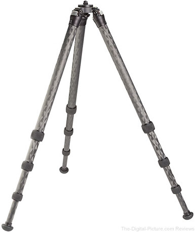 Used Really Right Stuff TVC-24L Series 2 Carbon Fiber Tripod (Long) (9) - $779.95 Shipped (Compare at $985.00 New)