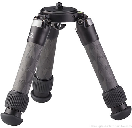 Really Right Stuff TVC-32G Versa Series 3 Ground Carbon Fiber Tripod