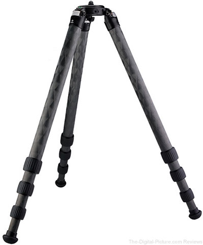 Used at B&H: Really Right Stuff TVC-34L Versa Mk2 Carbon Fiber Tripod – Save Over $200.00