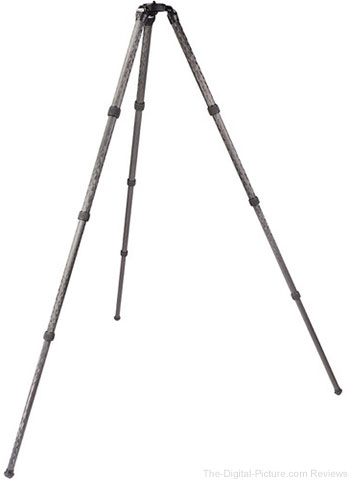 Used Really Right Stuff TVC-45 Versa Series 4 Carbon Fiber Tripod (9) - $1,199.95 Shipped (Compare at $1,555.00 New)