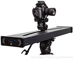 Redrock Micro One Man Crew Motorized Parabolic Slider Available for Preorder
