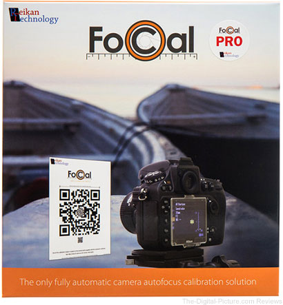 Reikan FoCal Pro Lens Calibration - $89.88 Shipped (Reg. $134.88)