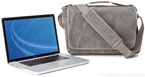 Think Tank Photo Releases Retrospective Casual Canvas Laptop Cases