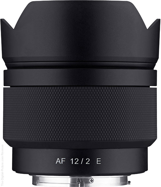 Just Announced: Rokinon 12mm F2.0 AF Compact Ultra Wide Angle Lens for Sony E