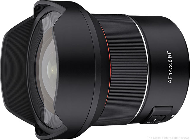 Rokinon AF 14mm f/2.8 Lens for Canon RF