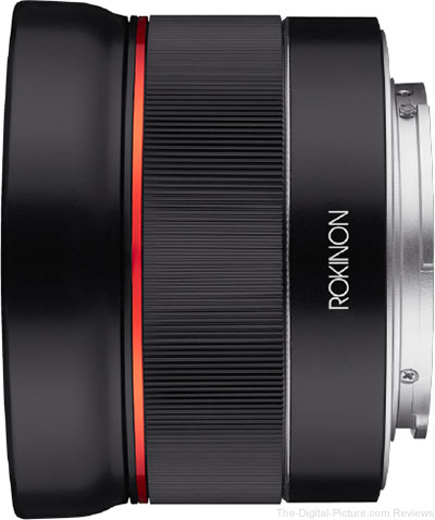Rokinon AF 24mm f/2.8 Full Frame Compact Lens for Sony E