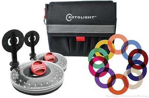 Rotolight RL48 Interview Kit V2