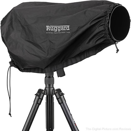 "Ruggard Fabric Rain Shield Large (23"")"