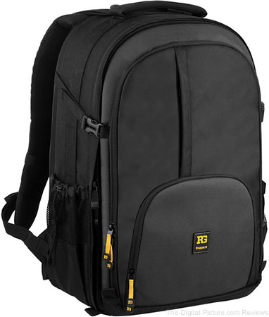 Ruggard Thunderhead 75 DSLR & Laptop Backpack - $89.95 Shipped (Reg. $219.95)