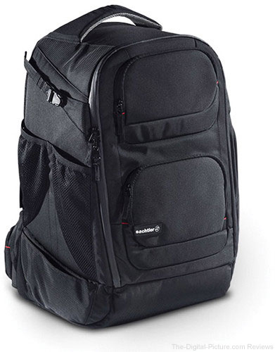 Sachtler Campack Plus Backpack (Black)