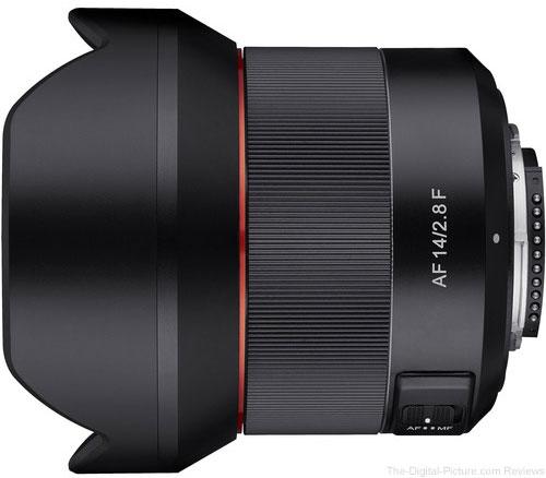 Samyang AF 14mm f/2.8 Lens