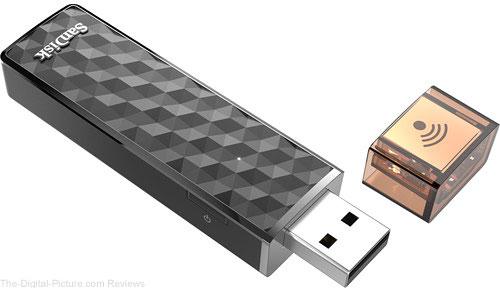 SanDisk 128GB Connect Wireless Stick - $44.99 (Reg. $74.99)