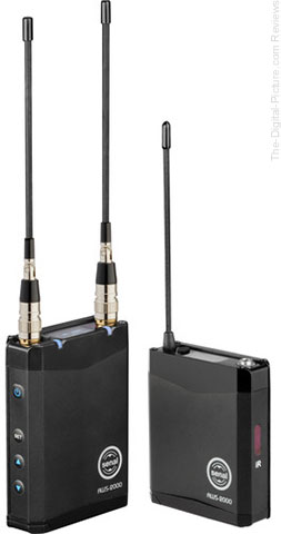 Senal AWS-2000-A Advanced Wireless Microphone System Kit