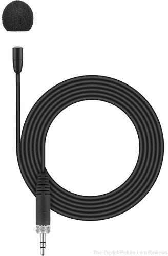 Sennheiser MKE Essential Omnidirectional Microphone with 3.5mm Connector - $149.95 Shipped (Reg. $199.95)