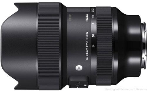 SIGMA 14-24mm F2.8 DG DN | Art